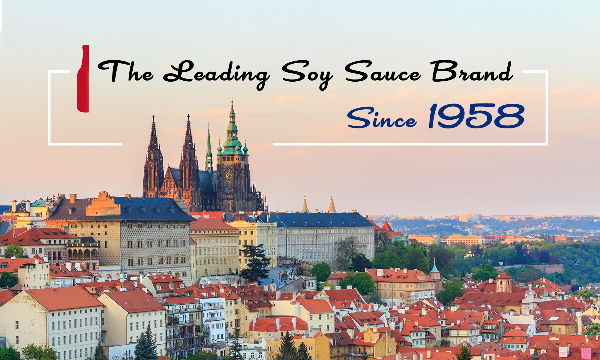 Prb Pearl River Bridge Soy Sauce In Czech Republic